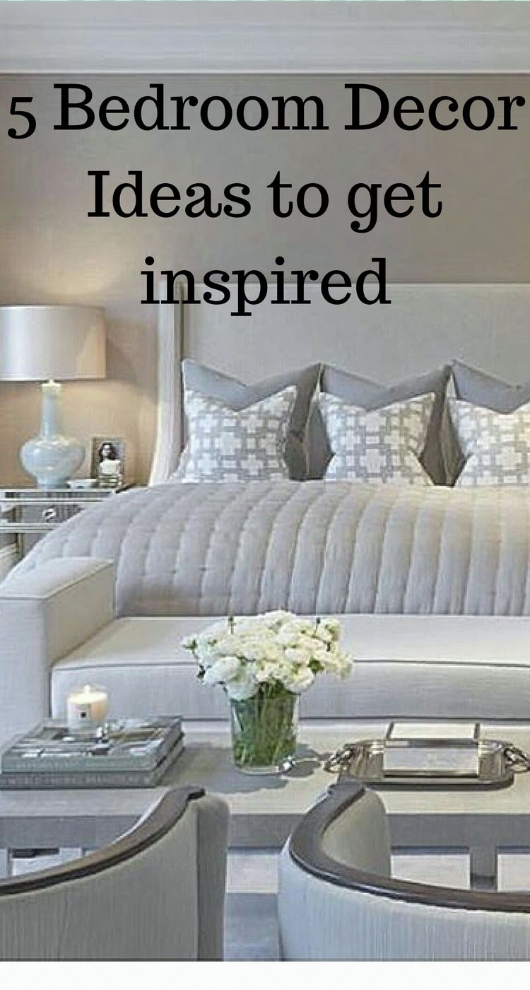 bedroom decor ideas to get inspired minimal modern interiors