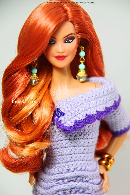 kira facemold indonesias supermodel barbie hairstyle