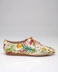 floral oxford shoes - Google Search