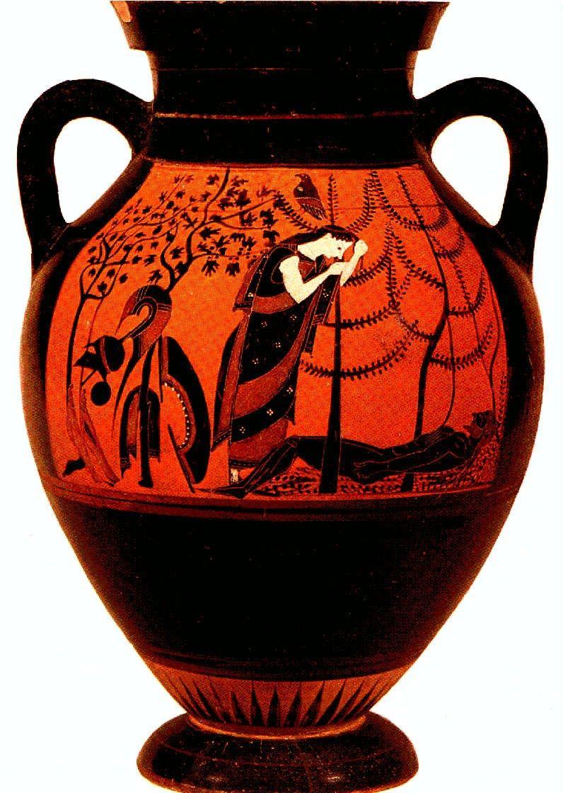 Grecia Pintura Y Cer Mica Periodo Helenistico