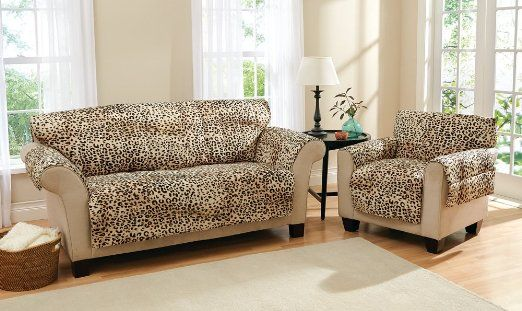 Leopard Print Sofa Chairs