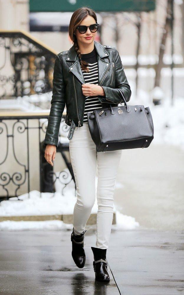 miranda kerr street style winter wwwpixsharkcom