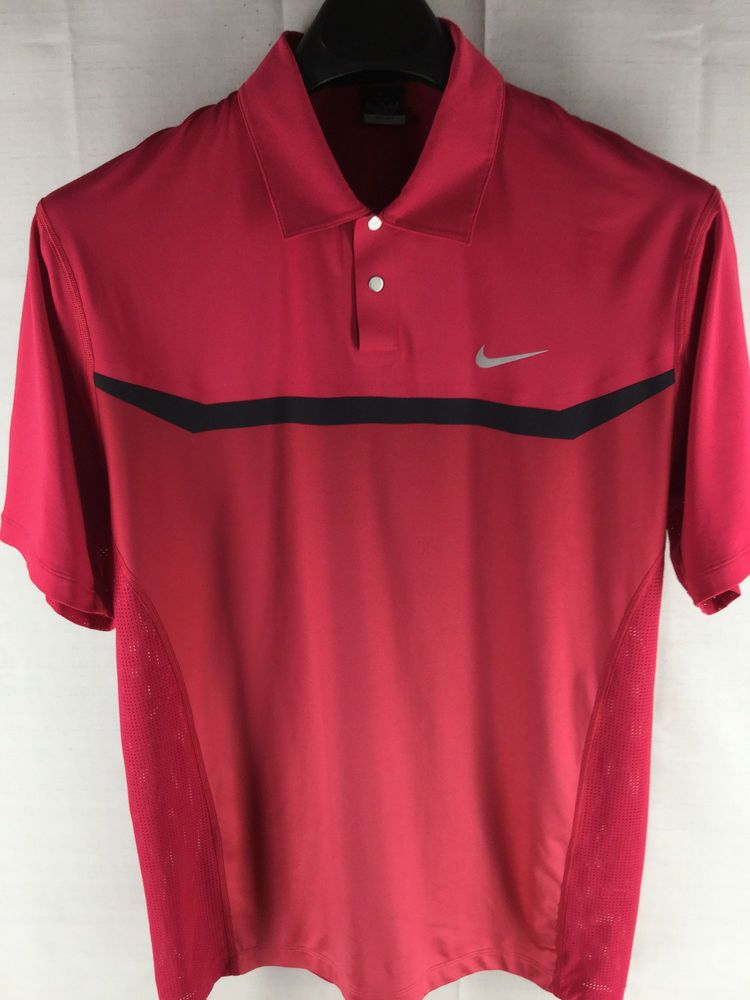 nike polo tiger woods collection