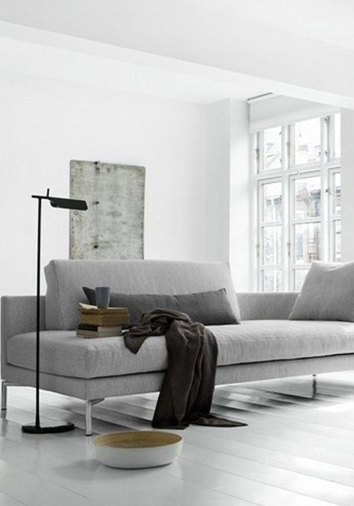 love this angular couch Interior Pinterest Living rooms, Space - dekovorschlage wohnzimmer essbereich