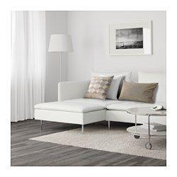 IKEA - SÖDERHAMN, 3:n istuttava sohva ja divaani, Finnsta valkoinen, , SÖDERHAMN-sarjan istuimissa on syvä, matala ja pehmeä istuin. Irralliset selkätyynyt antavat lisätukea.Helppo pitää puhtaana konepestävän irtopäällisen ansiosta.Tähän sarjaan kuuluu erilaisia istuinosia, joita voi käyttää yksinään tai yhdistellä erilaisiksi kokonaisuuksiksi.Miellyttävästi joustavan pohjapunoksen ja istuintyynyjen erittäin kimmoisan vaahtomuovin ansiosta istuminen on miellyttävää.10 vuoden takuu…