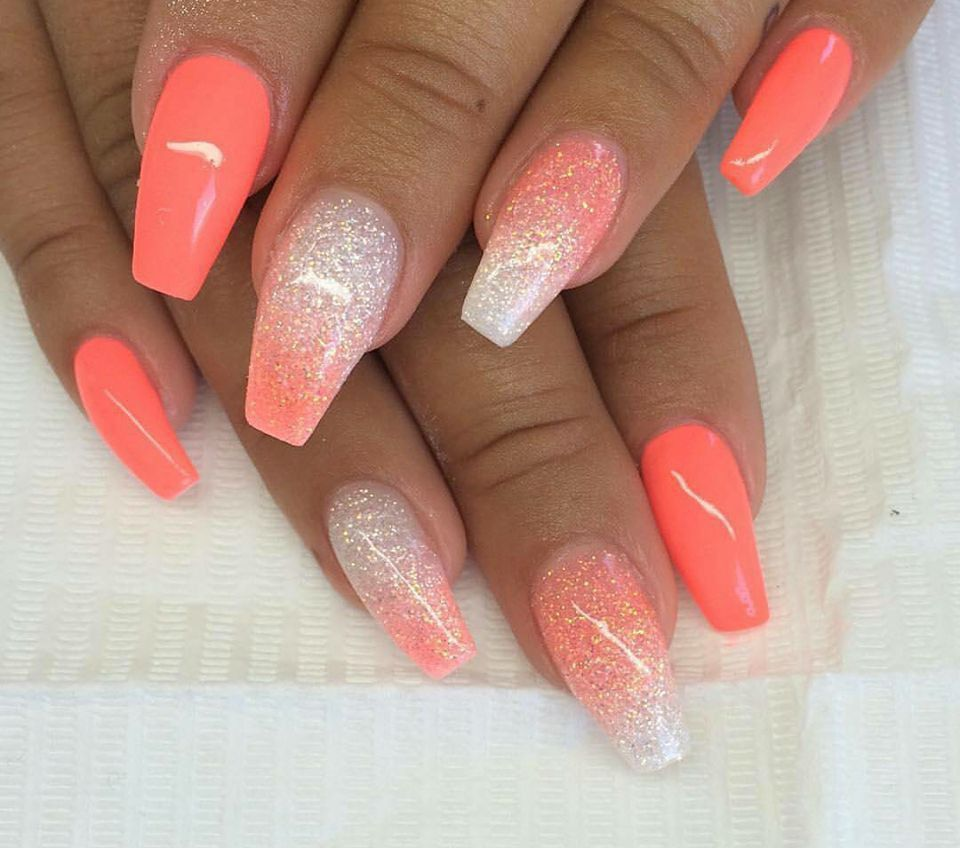 Love These Summer Styles Coffin Nails Holiday Acrylic Nails