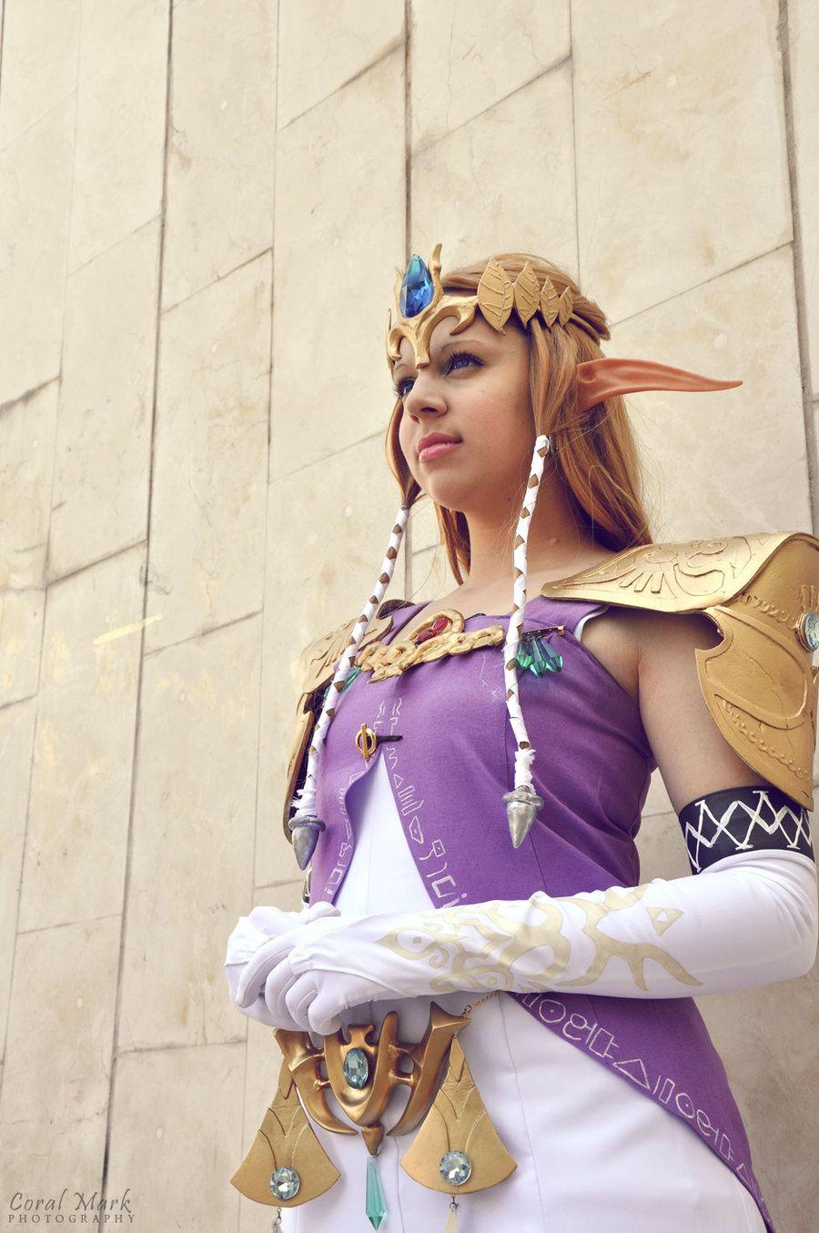 Keren Lin Creations als Zelda