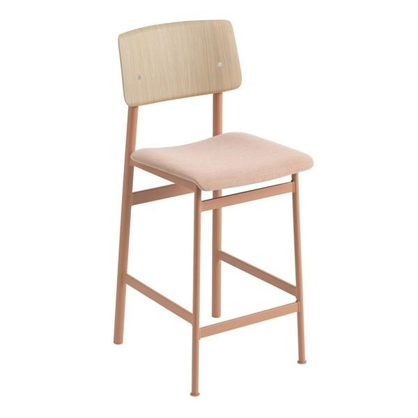 Astonishing Loft Bar Stool Upholstered Counter Height 25 6In In Ocoug Best Dining Table And Chair Ideas Images Ocougorg