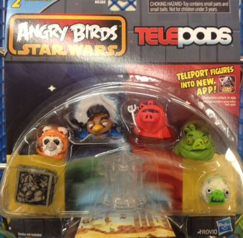 Star Wars Angry Birds Telepods Series 2 Rebels Vs Villains 6