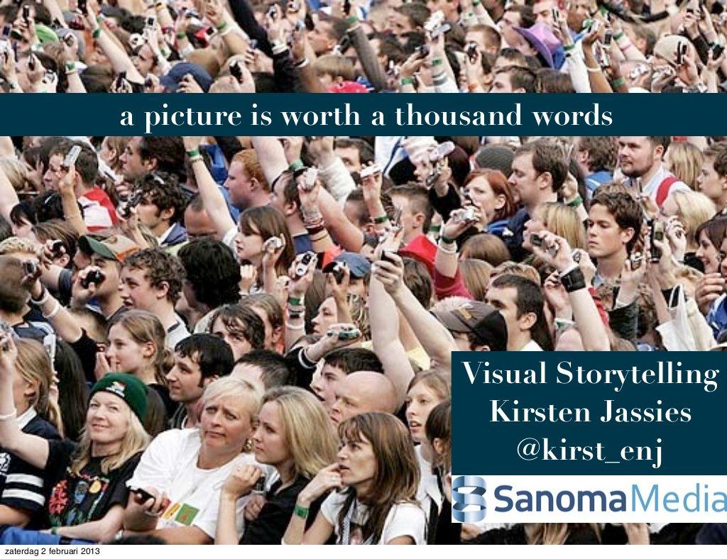 rise-of-visualcontentmtbstockholmpdf by Kirsten Jassies via Slideshare