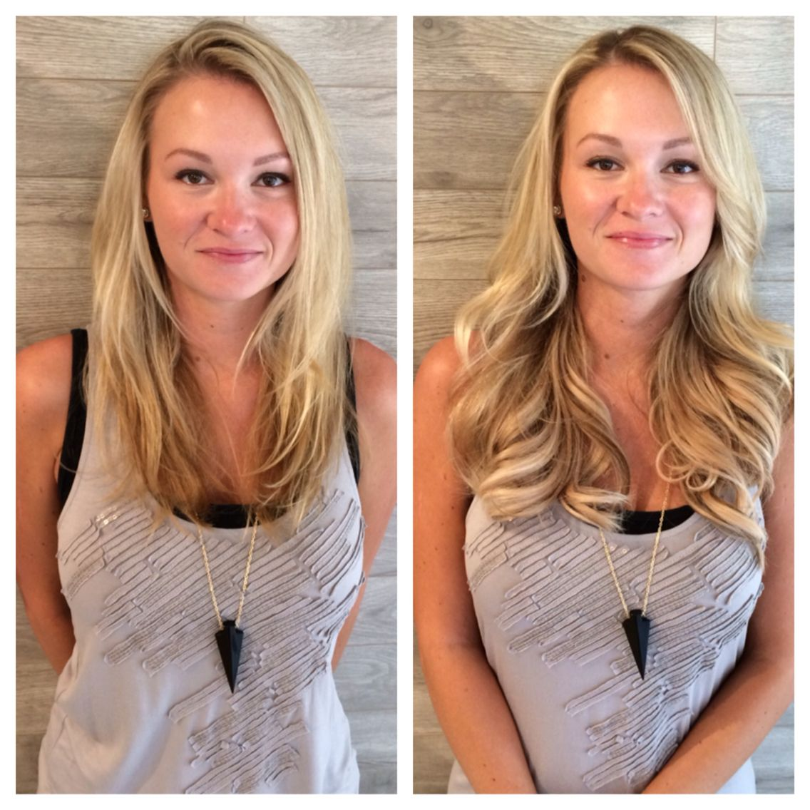 Hairdreams Hairextensions For This Beauty We Added 16 Inch