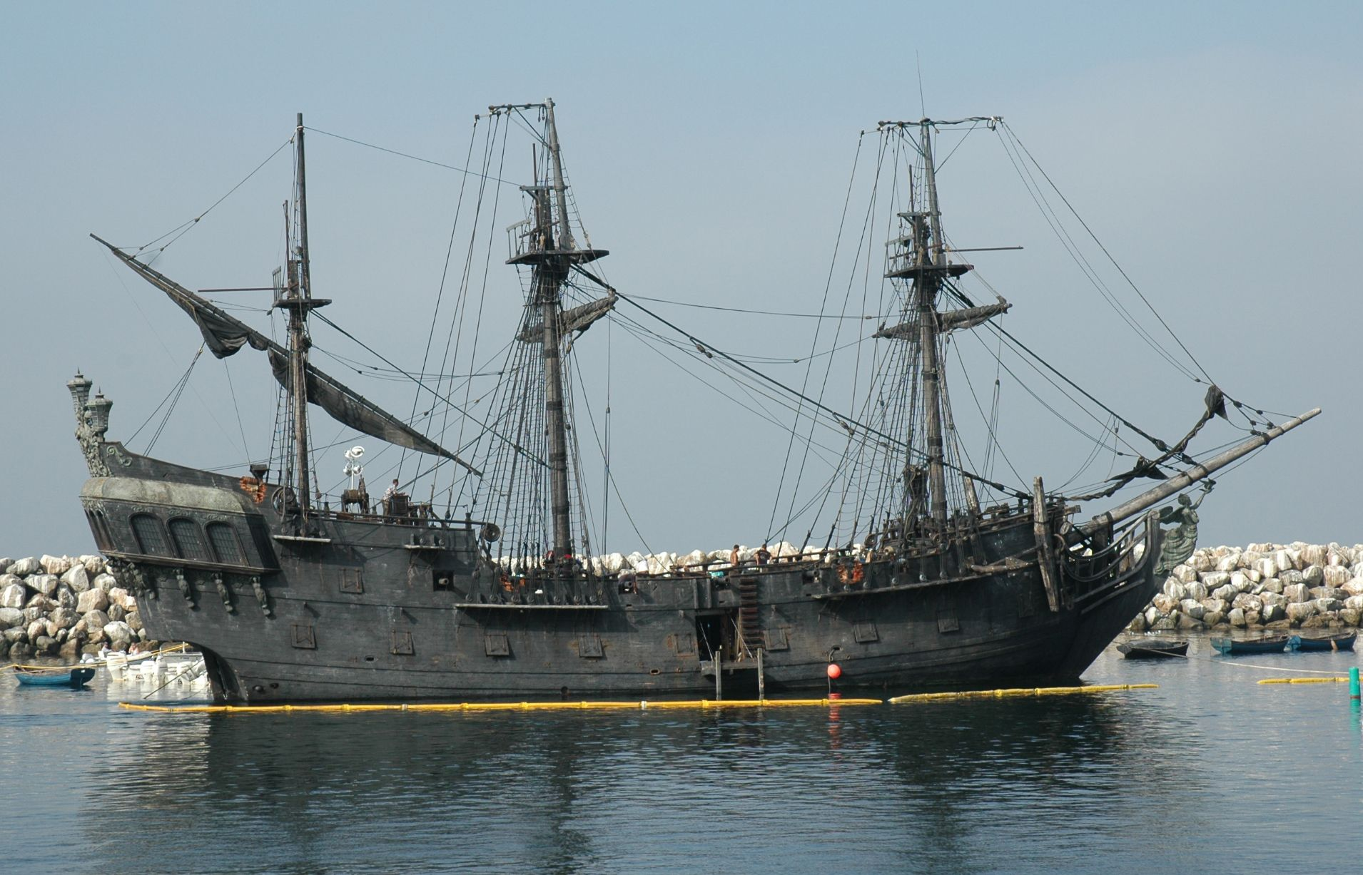 real pirate ships - Google Search | Boot fahren, Piraten ...
