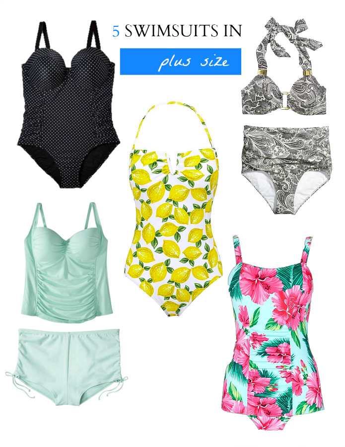 be029c4216 Friday Favorites: Plus Size Swimwear Featuring Target, Wallis Fashion and  H&M #mostlylisa #curvyfashion #curvyswimwear