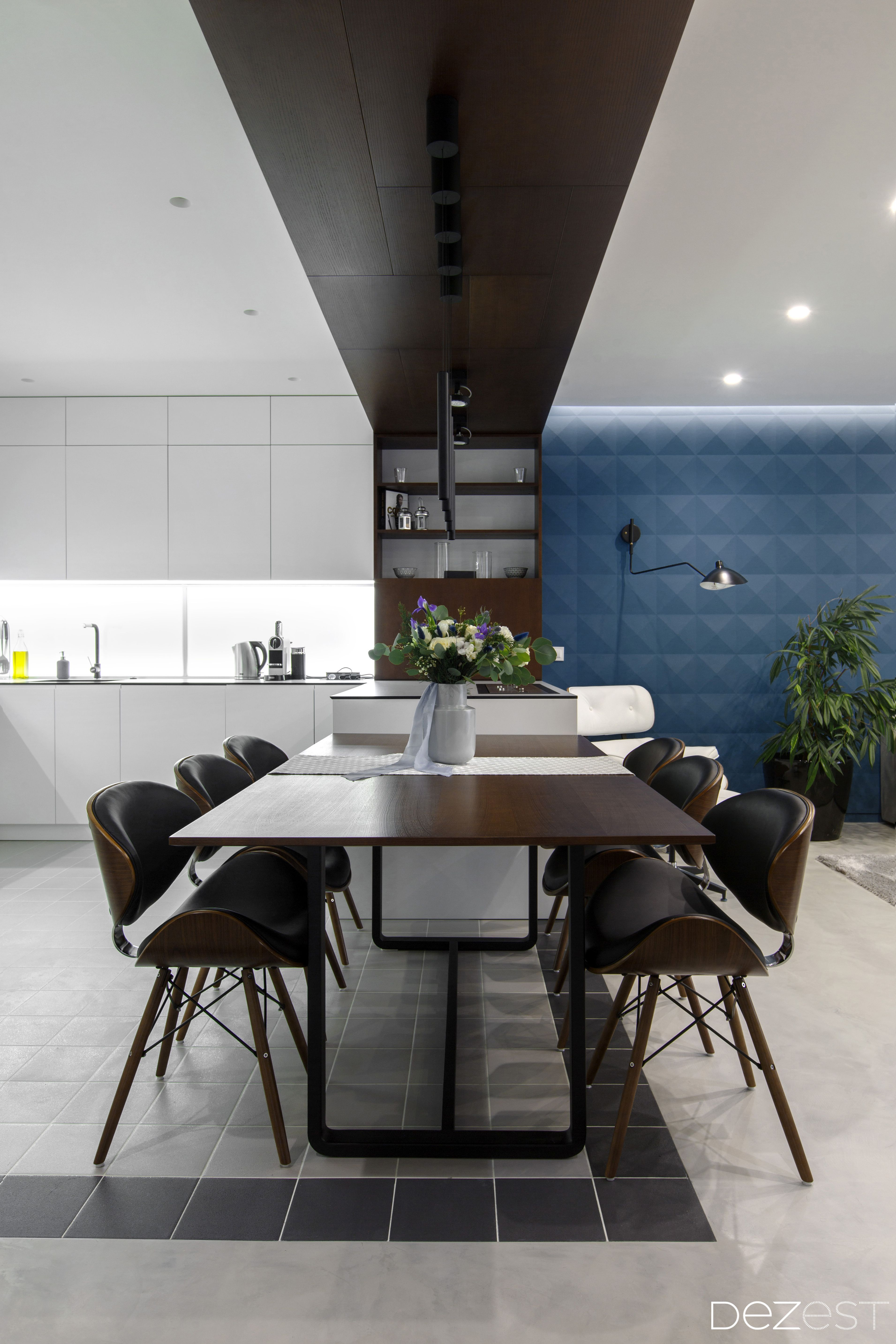 Contemporary Apartment Living Room Location Dnipro Ukraine
