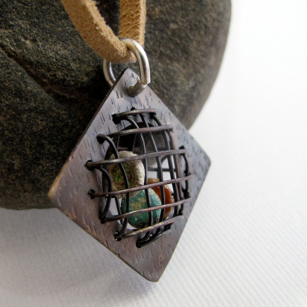 CS8 Caged Colors by tuizui. by EtsyMetal, via  Etsy.