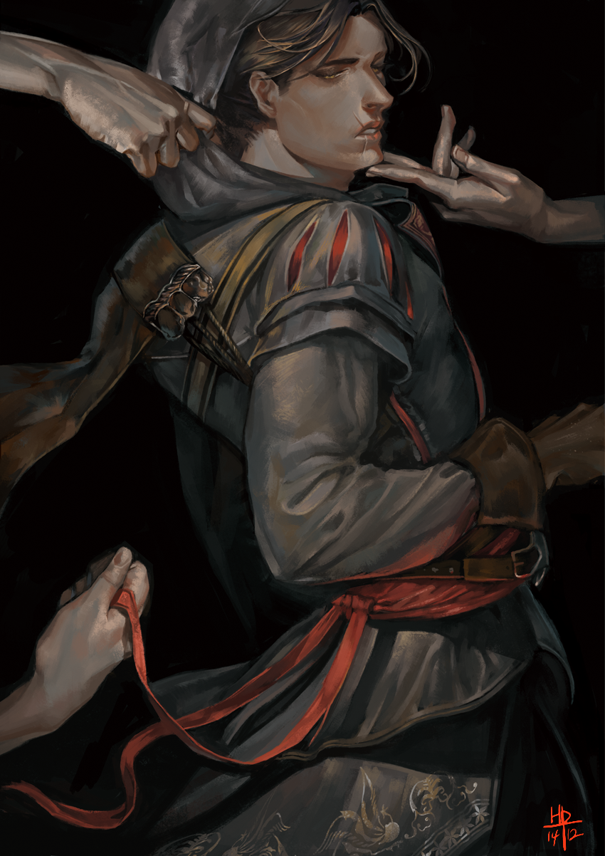 Ezio Auditore Yangngi I Want To See More Of This Ya Know