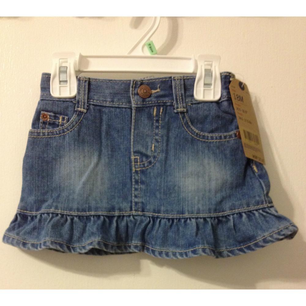4f0762ddf faldas de blue jeans para niñas - Buscar con Google | vestidos ...