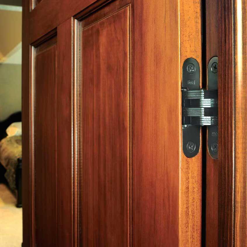 Invisible Hinge Product Overview | SOSS Door Hardware ...