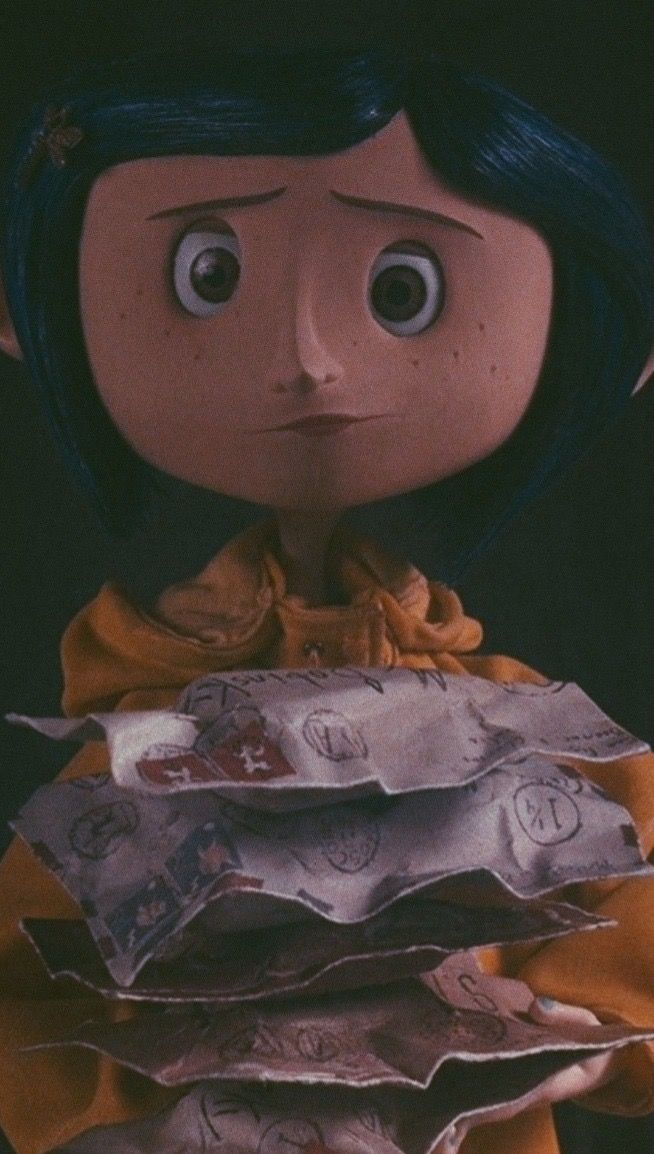 Pin by Lexie ;) on Wallpapers (With images) Coraline