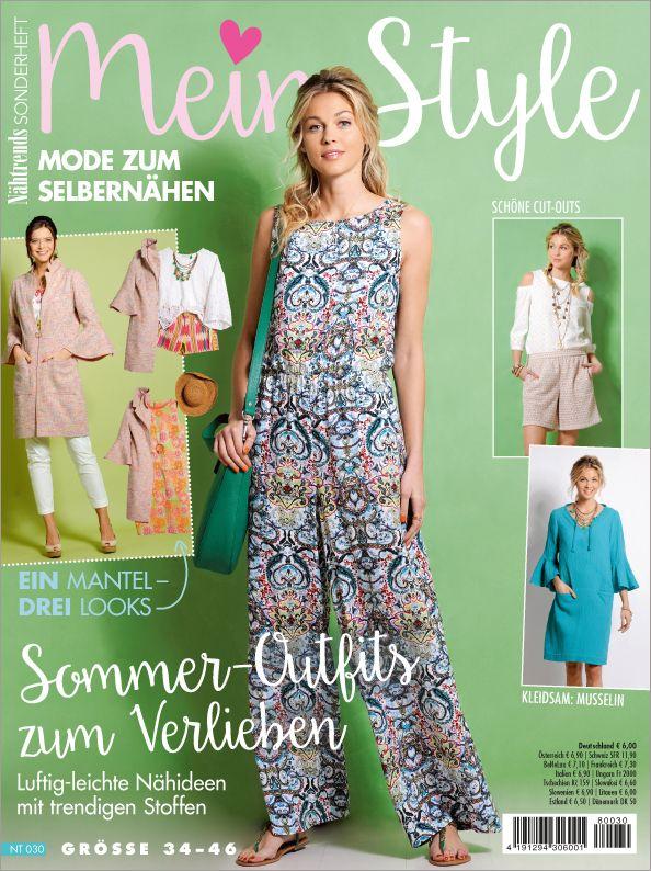 Mein Style Finden : n htrends sonderheft mein style sommer outfits zum ~ A.2002-acura-tl-radio.info Haus und Dekorationen