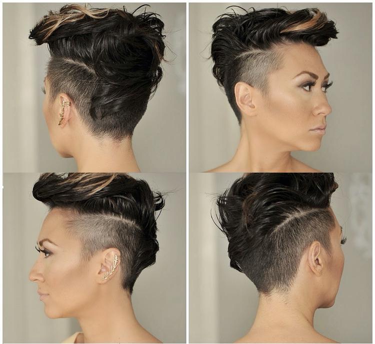 Iro Für Frauen Haarschnitt Strähnen #hairstyles Frisuren