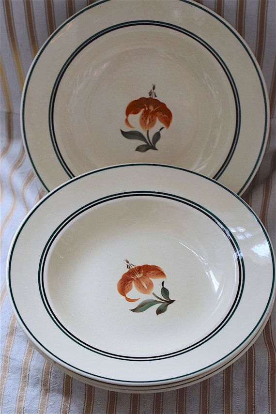 Deep Dish Dinner Plates. Aluminia Jenny Orange & Deep Dish Dinner Plates. Aluminia Jenny Orange | Aluminia Royal ...