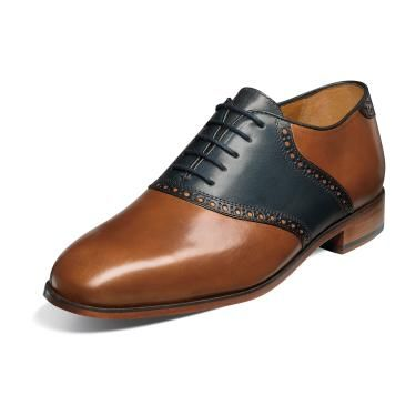 Check out the Markham by Florsheim Shoes – designed for men who pay  attention to the