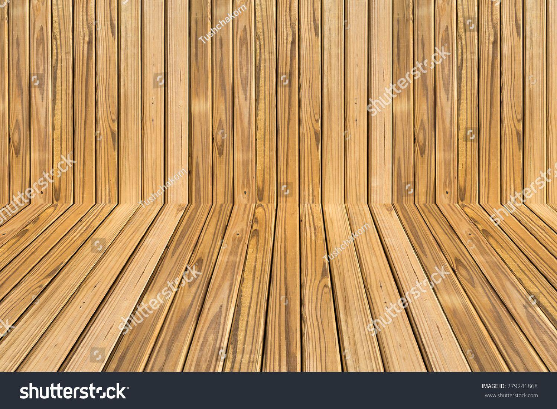 Wood Walls Floor Background Stock Photo Edit Now 279241868 Wood walls and floor for background