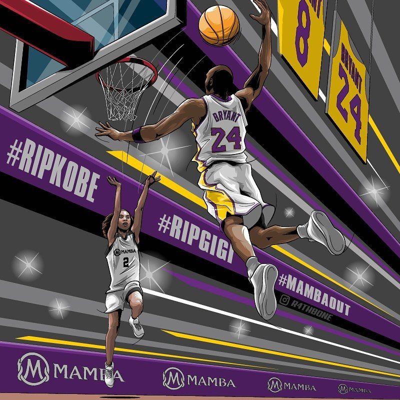 Pin by lenae watkins on Kobe Black Mamba in 2020 Kobe