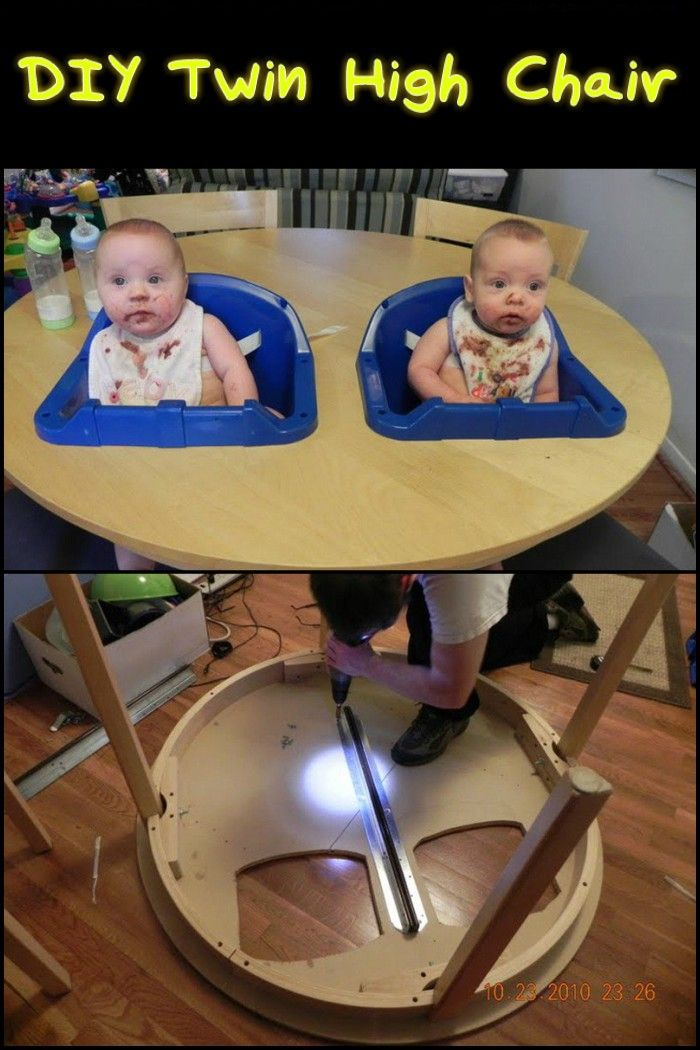 This Is A Clever Alternative To A Traditional High Chair