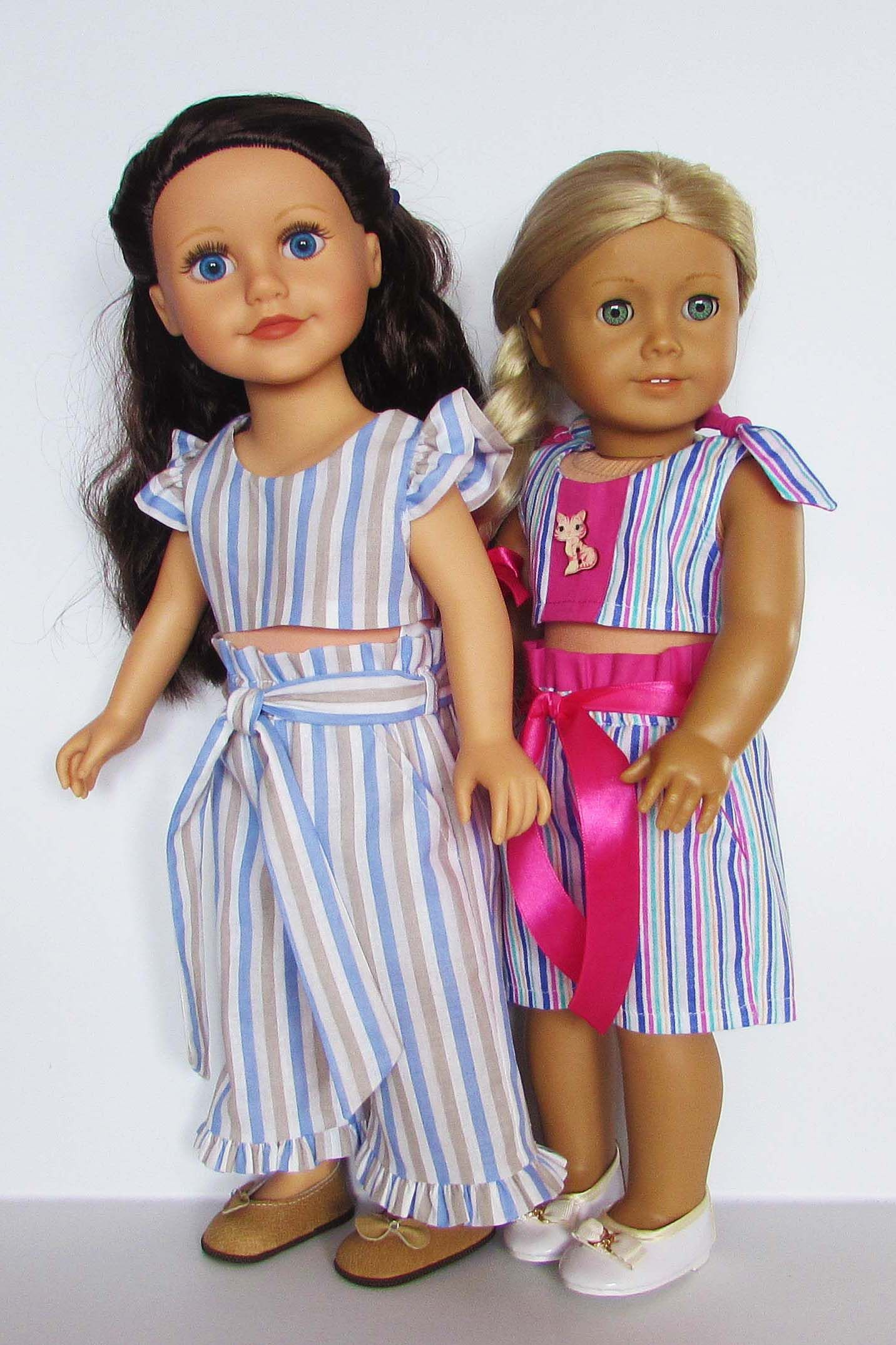 """Doll Clothes Clothing Dress For Gotz or Journey Girls 18/"""" NO DOLL"""