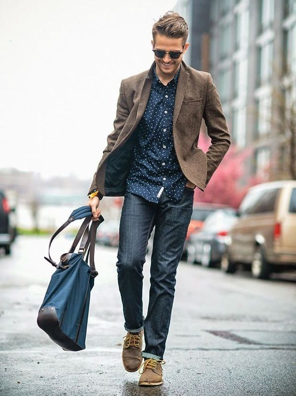 Latest 40 Classy Mens Fashion Accessories: Just Splendid