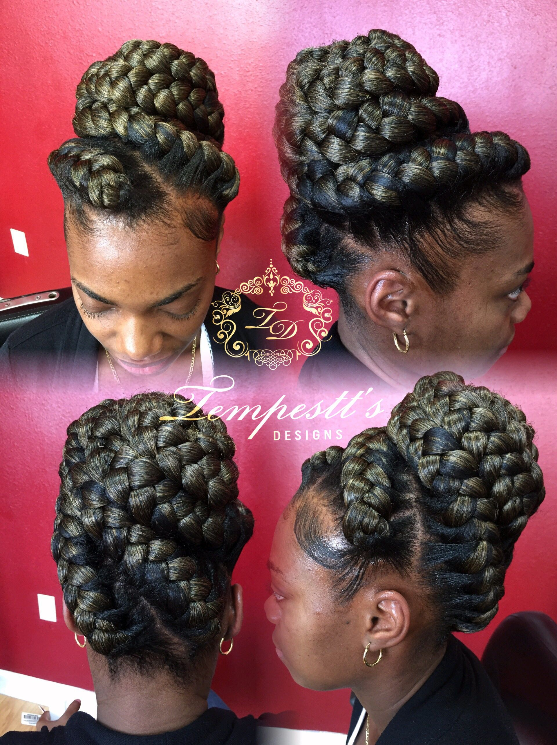 Goddess Braids Created By Tempestt To Book Please Call