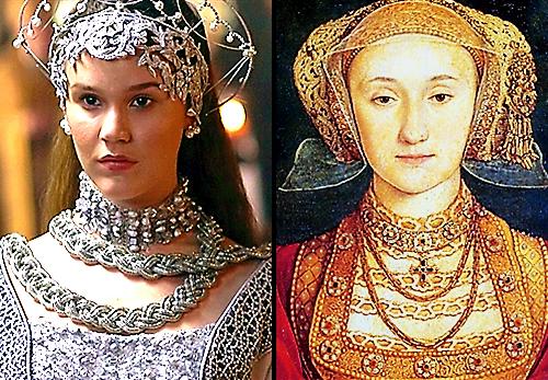 neta07:  → The Tudors vs Portraiture Part II(Part I, Part III) - Anne of Cleves