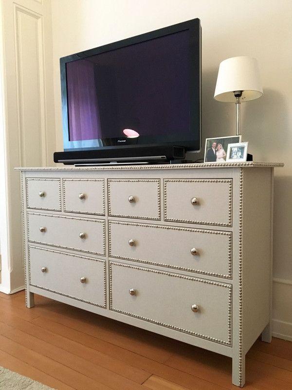 Style Upgrade: So elegant kann die Ikea Hemnes Kommode sein ...