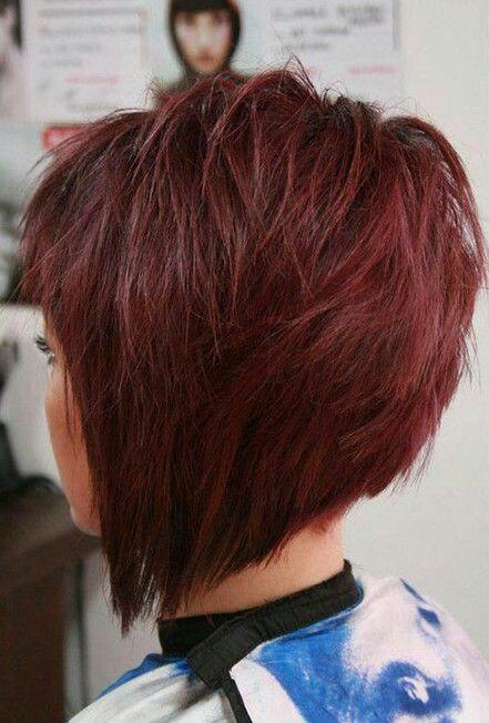 Emo Bob Cut Haircuts N Styles Hair Styles Hair Cuts Short