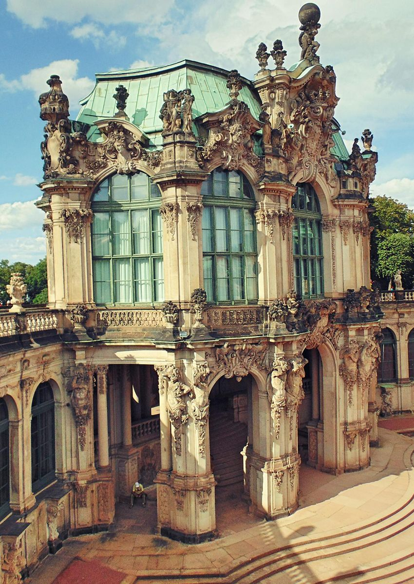 Zwinger Palace Dresden Germany Castle Palace Interior The Places Youll Go