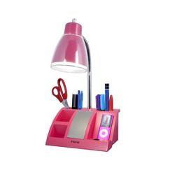 iHome Colortunes 1 Light Organizer iPod Lamp - Pink
