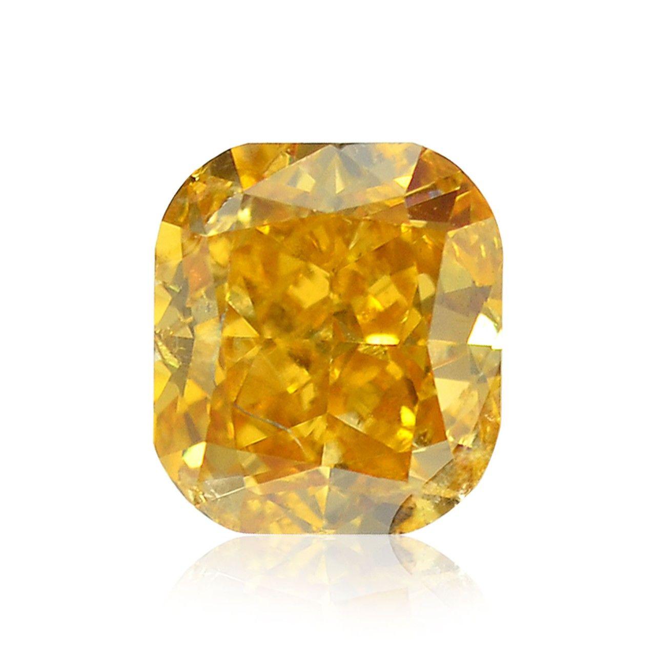 c66287abac Price: US $2,023.00 - .35 Carat - Vivid Orange Yellow - Loose Diamond  Natural Color: Radian - Cut: GIA - eaby