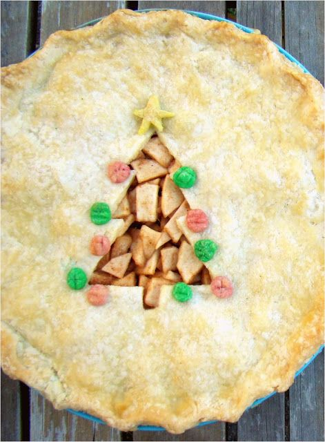 Pie Decoration Ideas {click link for FULL details}.<3