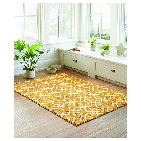 threshold trellis scatter rug : target | washable rugs