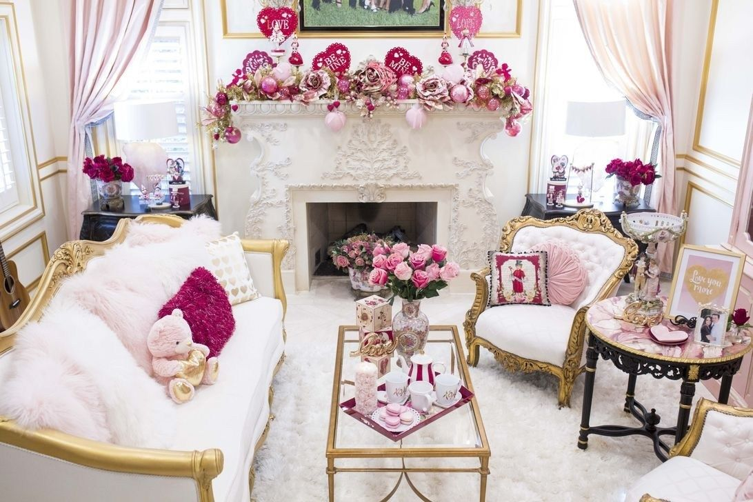 Cool Valentines Room Decoration Ideas17 Decor Home Decor