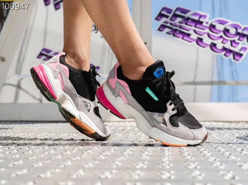 adidas Falcon W | Adidas Shoes in 2019 | Sneaker stores