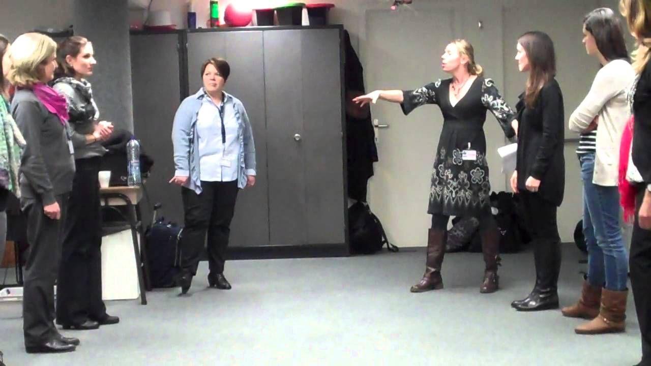 restraint training part 1