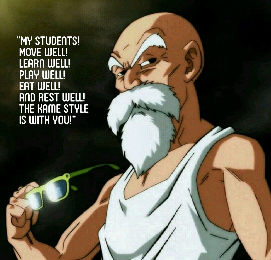 Master Roshi Anime Dragon Ball Super Dragon Ball Dragon Ball Super
