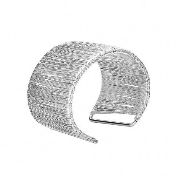 Yoins Sliver Textured Cuff Bracelet ($4.12) ❤ liked on Polyvore featuring jewelry, bracelets, cuff bracelet, cuff bangle, hinged cuff bracelet, arm cuff jewelry and arm cuff bracelet