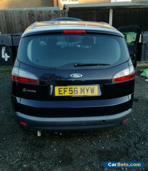 Ford S Max 2007 2 0lx Petrol Ford Smax Forsale Unitedkingdom Motorcycles For Sale Cars For Sale Petrol