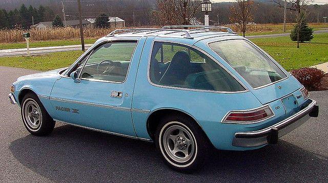 1975 Amc Pacer Amc American Motors Dream Cars