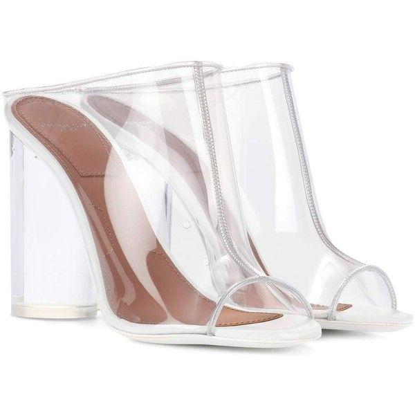 4d4509d423f Givenchy Transparent Sandals ( 1