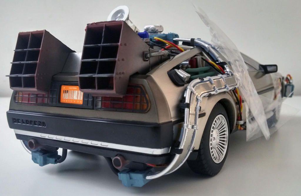 delorean volante magn tique retour vers le futur 2 acheter vendre sur r f rence gaming. Black Bedroom Furniture Sets. Home Design Ideas